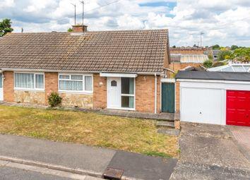 Thumbnail 2 bed semi-detached bungalow for sale in Ashridge Close, Rushden