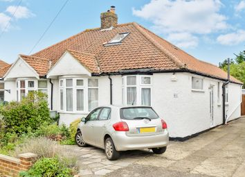 Thumbnail 2 bed semi-detached bungalow for sale in Sandhurst Road, Orpington