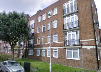 Thumbnail 3 bed flat to rent in Spicer House, Turin Street, Bethnal Green
