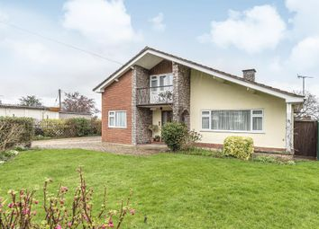 Thumbnail 3 bed detached house for sale in Clehonger, Herefordshire