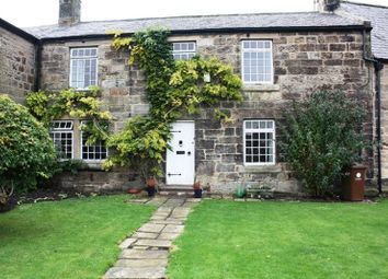 Thumbnail 4 bed terraced house for sale in Church Street, Longframlington, Morpeth