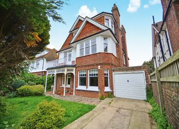 Thumbnail 2 bed flat for sale in Saffrons Road, Eastbourne