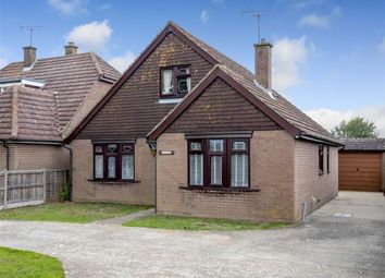 Thumbnail 4 bed detached bungalow for sale in Magpie Hall Road, Stubbs Cross, Ashford