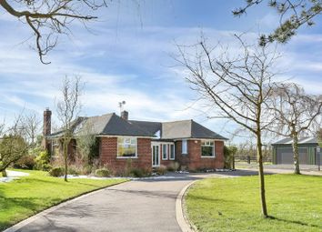 Thumbnail 3 bed detached bungalow for sale in The Close, New Road, Burton Lazars, Melton Mowbray