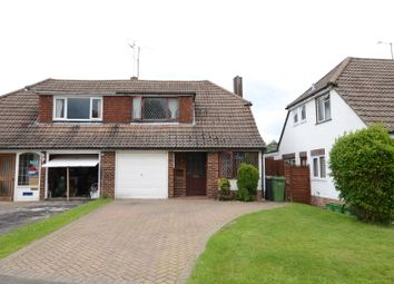 Thumbnail 3 bed semi-detached house to rent in Warborough Avenue, Tilehurst, Reading