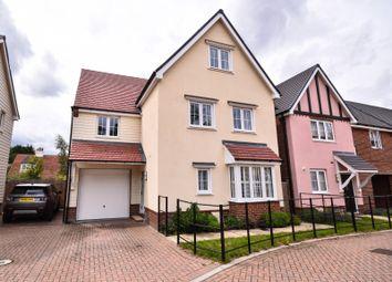 Granta Mead Close, Newport, Saffron Walden CB11. 5 bed detached house