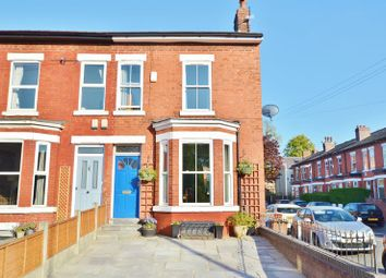 Thumbnail 3 bedroom end terrace house for sale in Clifton Road, Eccles, Manchester