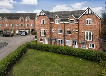 Thumbnail 4 bed town house for sale in Malthouse Court, Liversedge