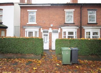Thumbnail 2 bed terraced house to rent in Harrison Street, Bloxwich, Walsall