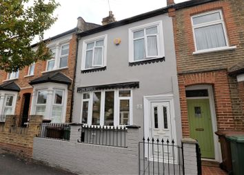 Thumbnail 2 bed terraced house for sale in Bromley Road, Walthamstow, London