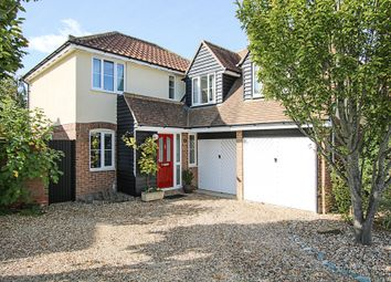 Thumbnail 4 bed detached house for sale in Burghley Rise, Burwell