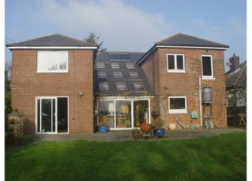 Thumbnail 5 bed detached house for sale in Main Road, Ryde