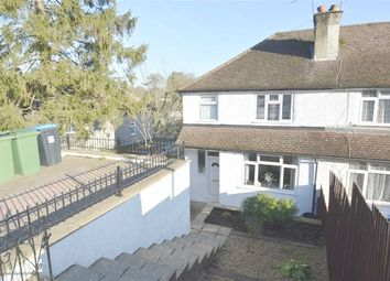 Thumbnail 3 bed semi-detached house for sale in Cromwell Road, Caterham