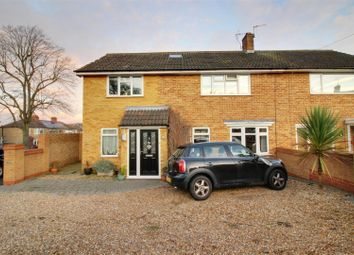 Thumbnail 5 bed semi-detached house for sale in Barrow Lane, Cheshunt, Waltham Cross