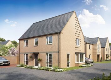 "Thumbnail 4 bed detached house for sale in ""Cornell"" at Pedersen Way, Northstowe, Cambridge"