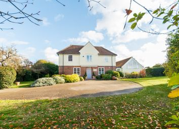 Thumbnail 5 bed detached house for sale in Oakley Court, Benson, Wallingford