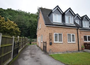Thumbnail 2 bed semi-detached house to rent in Dandy Mill Court, Pontefract