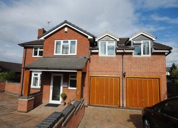 Thumbnail 5 bed detached house to rent in St Andrews Close, Burton On The Wolds