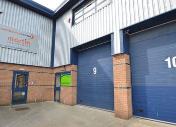 Thumbnail Warehouse for sale in Unit 9 Milton Business Centre, New Milton