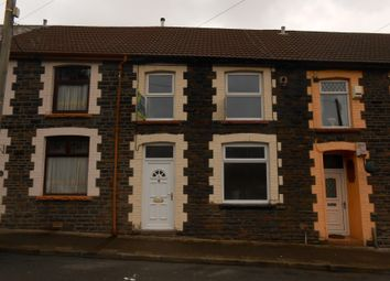 Thumbnail 2 bed terraced house for sale in 12 Lower Terrace, Stanleytown, Tylorstown, Rhondda Cynon Taff