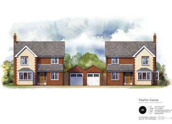 Thumbnail 4 bedroom detached house for sale in High Lane West, West Hallam, Ilkeston