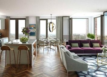 Thumbnail 2 bed flat for sale in Legacy Three, Embassy Gardens