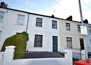 Thumbnail 3 bedroom terraced house for sale in Severn Road, Pontcanna, Cardiff