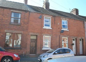 Thumbnail 2 bed terraced house for sale in Portland Street, Leek