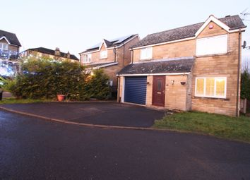 Thumbnail 4 bedroom detached house for sale in Ponyfield Close, Huddersfield, West Yorkshire