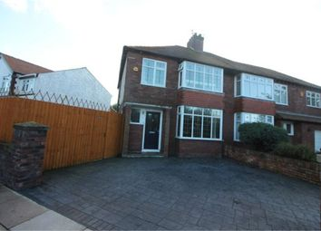 Thumbnail 3 bed semi-detached house for sale in Charmalue Avenue, Liverpool, Merseyside