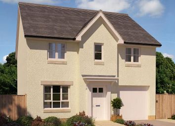 "Thumbnail 4 bed detached house for sale in ""Fenton"" at Kirkton North, Livingston"