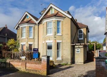 Thumbnail 5 bed semi-detached house for sale in Balmoral Road, Lower Parkstone, Poole, Dorset