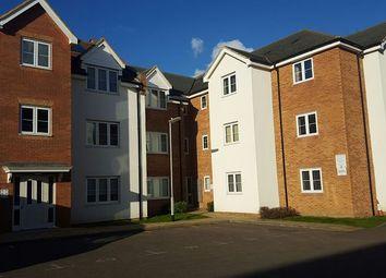 Thumbnail 2 bedroom flat to rent in Weston House, Gregory Gardens, Northampton, Northamptonshire