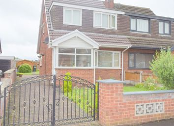 Thumbnail 3 bed semi-detached house for sale in Roman Drive, Blacon, Chester