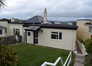Thumbnail 1 bed semi-detached bungalow to rent in Crossway, Three Beaches, Paignton, Devon