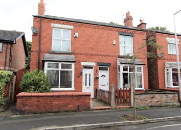 Thumbnail 2 bed semi-detached house for sale in Beech Road, Stockport
