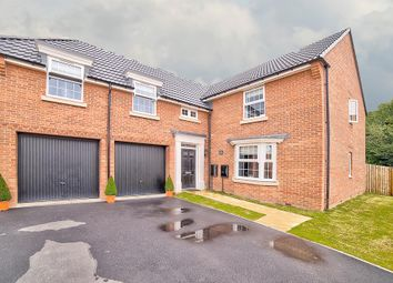 Thumbnail 5 bed detached house for sale in St. Pauls Crest, Tankersley, Barnsley