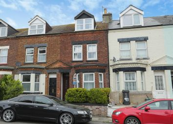 Thumbnail 3 bed terraced house for sale in Crabble Hill, Dover