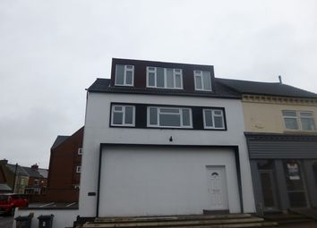 Thumbnail 1 bed flat to rent in Belvoir Road, Coalville, Leicestershire