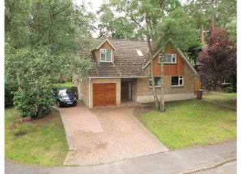 Thumbnail 5 bed detached house for sale in Bramblegate, Crowthorne