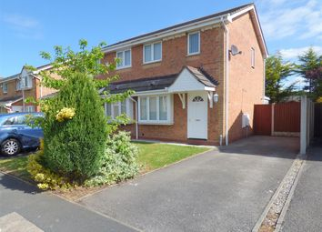 Thumbnail 2 bed semi-detached house for sale in St Andrews Drive, Huyton, Liverpool