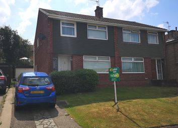 Thumbnail 3 bed semi-detached house for sale in Pen Yr Allt, Watford Parc, Caerphilly