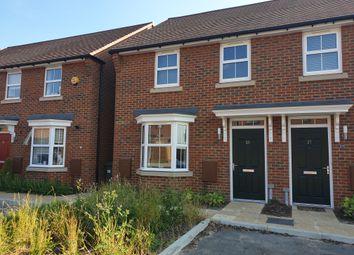 3 bed semi-detached house to rent in Hoadley End, Castle Hill, Ebbsfleet Valley, Swanscombe DA10