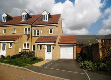 Thumbnail 3 bedroom terraced house to rent in Oberon Way, Oxley Park, Milton Keynes, Bucks