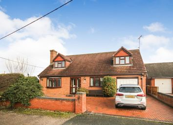 Thumbnail 4 bed detached house for sale in Higher Common Close, Buckley