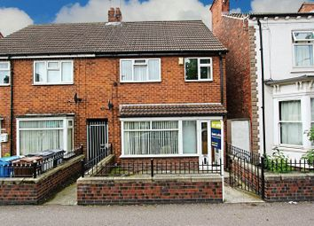 Thumbnail 3 bedroom semi-detached house for sale in St. Georges Road, Hull