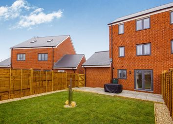 Thumbnail 4 bedroom semi-detached house for sale in Jenner Boulevard, Emersons Green, Bristol