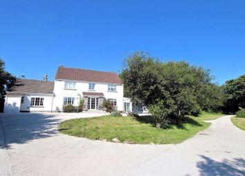 Thumbnail 5 bed farmhouse for sale in Lydford, Okehampton
