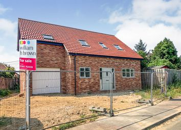 Thumbnail 3 bed detached house for sale in Glebe Close, Thetford