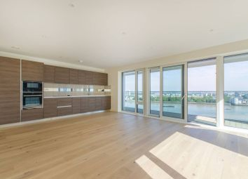 Thumbnail 3 bed flat to rent in Deveraux House, Royal Arsenal Riverside, Woolwich Arsenal, London